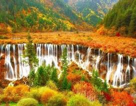 Mang sắc màu mùa thu lên màn hình máy tính với bộ hình nền tuyệt đẹp