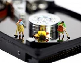"""Thủ thuật đơn giản để """"hồi"""" dung lượng lưu trữ trên ổ cứng"""