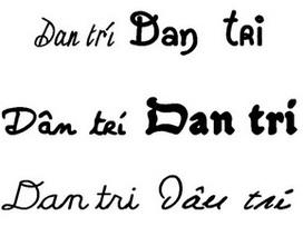 Bộ sưu tập font chữ theo phong cách viết tay độc đáo