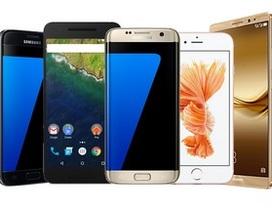 """""""Ác mộng"""" Note7 chưa làm Samsung mất """"ngôi vương"""""""