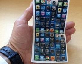 iPhone tương lai sẽ có thiết kế gập đôi?