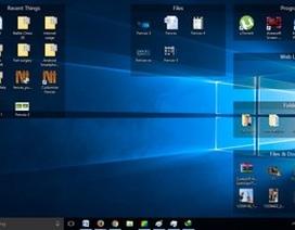 Phần mềm miễn phí dọn màn hình desktop gọn gàng, ngăn nắp