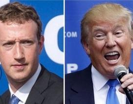 Lãnh đạo Facebook không hài lòng vì ông Donald Trump thắng cử