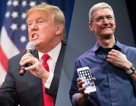 Ông Trump hứa với Tim Cook sẽ ưu đãi để iPhone được sản xuất tại Mỹ