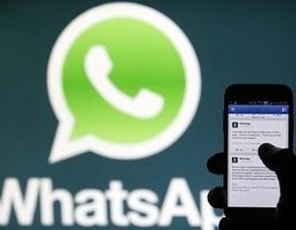 Hàng triệu smartphone sẽ không thể tiếp tục dùng WhatsApp vào tháng sau