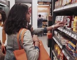 Amazon giới thiệu cửa hàng không cần đến quầy tính tiền