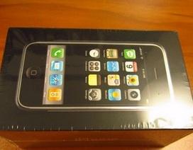 iPhone đời đầu nguyên hộp được rao bán với giá hàng chục ngàn USD