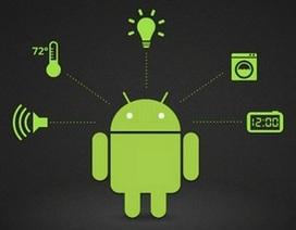 Google ra mắt nền tảng mới dành riêng cho các thiết bị thông minh
