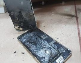 Thêm một chiếc iPhone 6S phát nổ sau khi cắm sạc