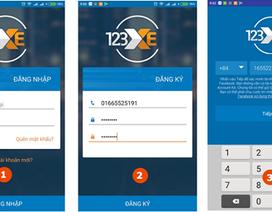 123Xe - ứng dụng góp phần giải quyết vấn đề ùn tắc giao thông