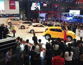 Lãi suất vay mua ô tô chỉ chưa đến 6%/năm