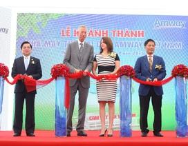 Amway Việt Nam khai trương nhà máy 25 triệu USD