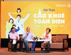 Vì một tương lai cao lớn của người Việt