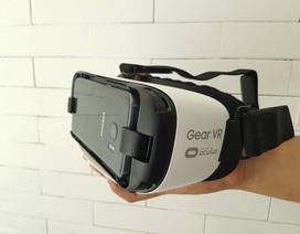 Hướng dẫn sử dụng kính thực tế ảo Gear VR của Samsung