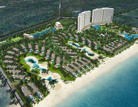 Sức hút hấp dẫn của dự án 100% mặt tiền biển tại Hồ Tràm
