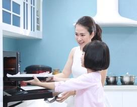Cùng MC Thanh Thảo dọn bếp đón Tết