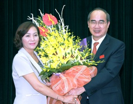 Bà Nguyễn Thị Thanh tiếp tục giữ chức Bí thư Tỉnh ủy Ninh Bình