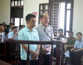 Hai cán bộ kiểm lâm nhận hối lộ lĩnh án 12 năm tù