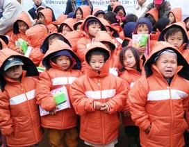Đông ấm đến với học sinh trên đỉnh Sài Khao