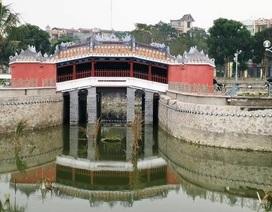 """Chiêm ngưỡng """"chùa Cầu Hội An"""" tại xứ Thanh"""