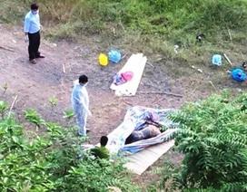 Thi thể nam thanh niên đang phân hủy gần hồ thủy điện