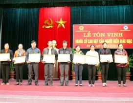 Ninh Bình: Hơn 10.000 người đăng ký hiến giác mạc