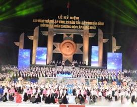 Tỉnh Hòa Bình đón nhận Huân chương Độc lập hạng Nhất