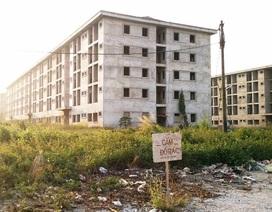 Ký túc xá sinh viên 800 tỷ đồng xây dựng 7 năm chưa xong