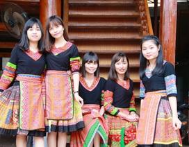 Sinh viên Hà thành lên Hòa Bình hóa thành cô gái bản xinh đẹp