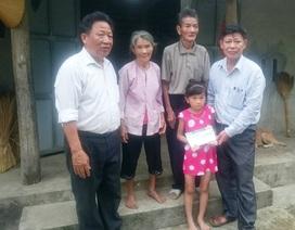 Gần 60 triệu đồng tiếp tục đến với cô bé Yến Nhi