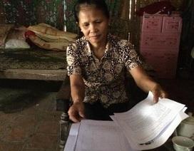 Thanh Hoá: Người dân mòn mỏi mười ba năm đi đòi đất!