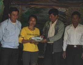 Gần 50 triệu đồng đến với chị Nguyễn Thị Tươi
