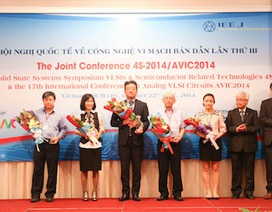 50 giáo sư hàng đầu thế giới về thiết kế và chế tạo vi mạch đến Việt Nam