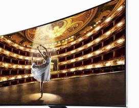 Những TV độ phân giải 4K siêu nét tốt nhất năm 2014