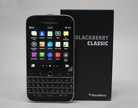 Đập hộp Blackberry Classic sắp bán tại Việt Nam