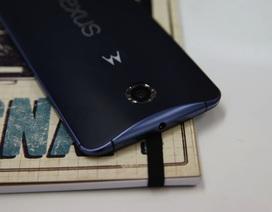 Đập hộp Google Nexus 6 xách tay tại Việt Nam