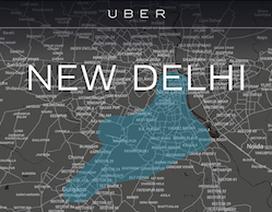 Tài xế Uber tại Ấn Độ bị bắt do tình nghi hiếp dâm khách hàng