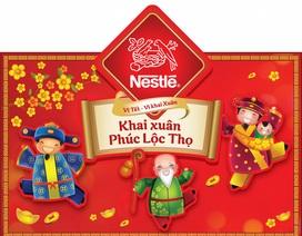 """Nestlé Việt Nam ra mắt chương trình """"khai xuân phúc lộc thọ"""""""