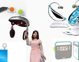 Những sản phẩm độc đáo vừa ra mắt tại CES 2015
