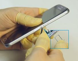 """""""Mổ xẻ"""" bên trong Samsung Galaxy S6"""