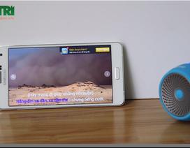 Mỗi ngày một ứng dụng hay: Hát Karaoke dễ dàng cùng eKaraoke