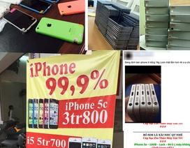iPhone cũ tràn lan, Việt Nam thành bãi rác công nghệ?