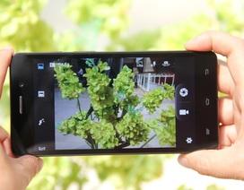Hình ảnh thực tế ấn tượng smartphone FPT Life 5 Plus