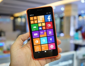Đánh giá smartphone phổ thông Microsoft Lumia 640