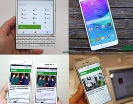 Loạt smartphone giảm giá đáng chú ý tháng 4