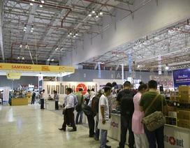 Thưa thớt khách tham quan triển lãm Quốc tế về công nghệ hình ảnh