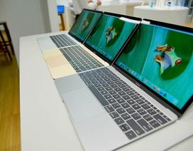 Đập hộp Macbook 12 inch chính hãng sắp bán tại Việt Nam