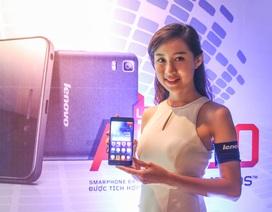 Lenovo tung phablet phổ thông A7000 giá 3,5 triệu đồng