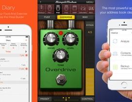 Tải ngay: 5 ứng dụng đang miễn phí dành cho iOS