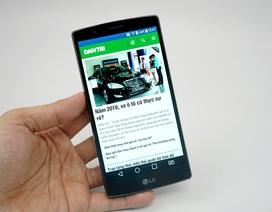 LG G4 sẽ lên kệ thị trường vào đầu tháng 6 với giá từ 15 triệu đồng